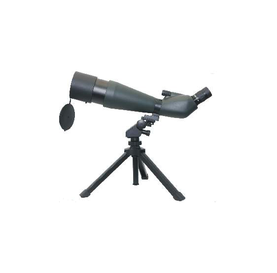 Telescopio terrestre BBI  Zoom 15-45x60 mm