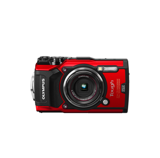 Camara Olympus Tough TG 5