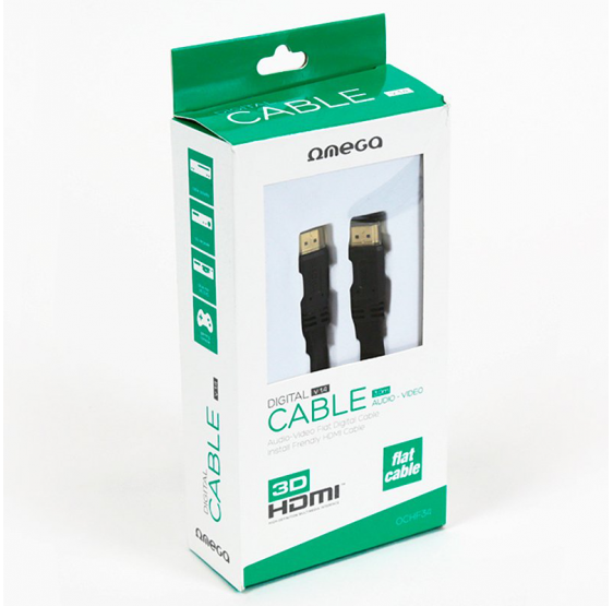 CABLE HDMI A HDMI ANGULAR 1,5 M.