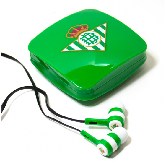 Auricular  REAL BETIS