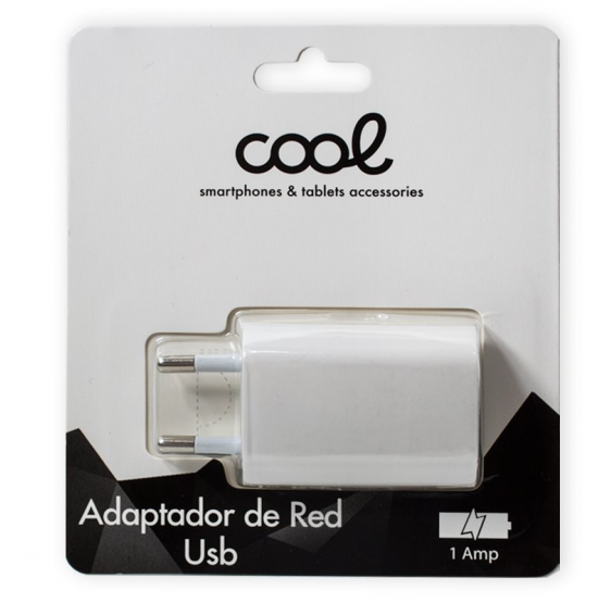 Adaptadr de red usb 1 AMP COOL