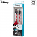 Cable Disney USB-A a USB TIPO-C