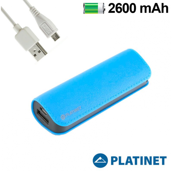 Bateria Externa 2600 MAh Micro-Usb Power Bank