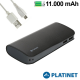 Batería Externa 11000 MAh Micro-Usb Power Bank