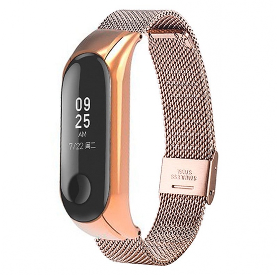 Correa Xiaomi Mi Band 3 Rose Gold