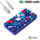 Power Bank 5000 MAh City Paris YZSY