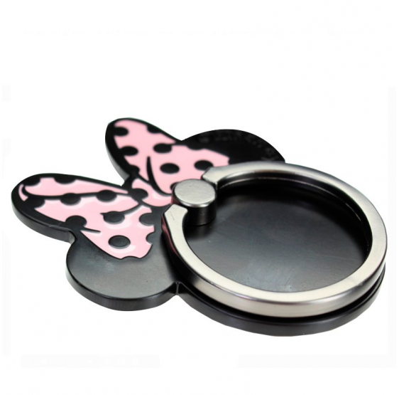 Soporte Spin Grip COOL Minnie Licencia Dysney