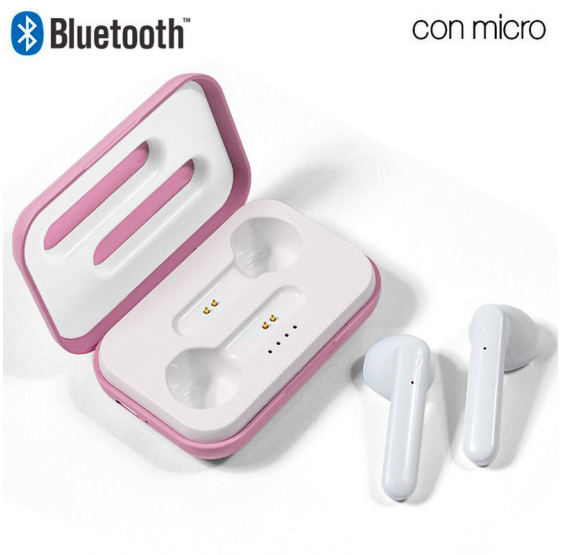Auriculares Stereo Bluetooth Dual Pod COOL STYLE