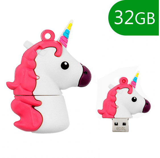 Pendrive Cool 32 GB Unicornio usb 2.0