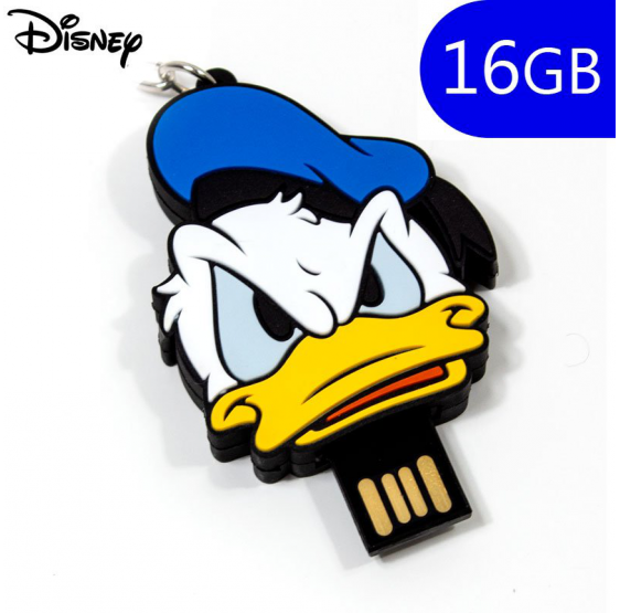 Pen Drive USB 16 GB  Disney Donald